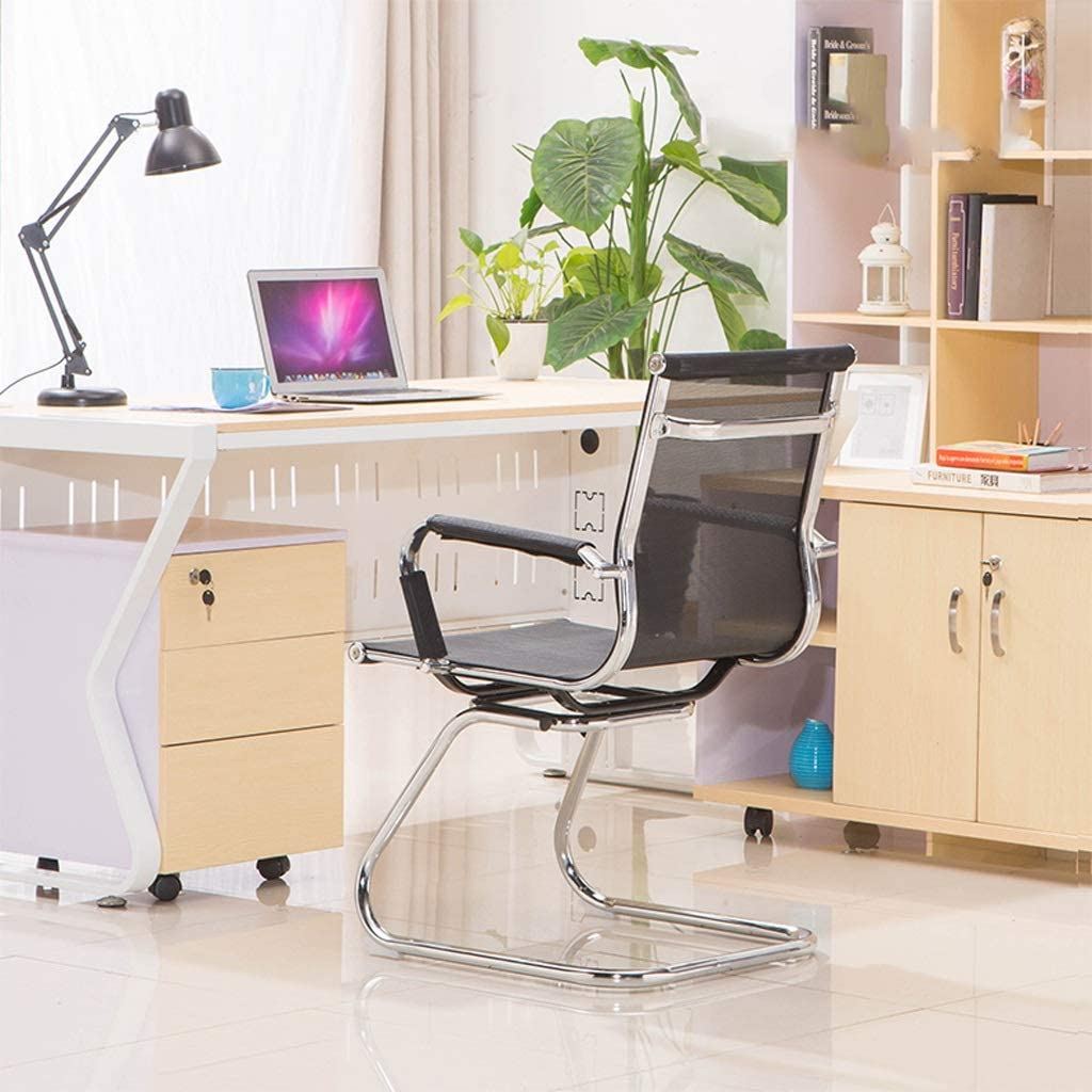 ZHJING Boss Chair Bow Mesh Offic Seat Surprise price Desk service Ergonomic