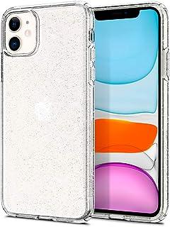 Spigen Liquid Crystal Glitter designed for iPhone 11 case/cover - Crystal Quartz