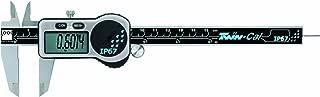 TESA Brown & Sharpe 00590302 TWIN-CAL IP67 Digital Caliper, 0-6