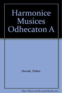 Best harmonice musices odhecaton a Reviews