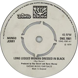 Best mungo jerry long legged woman dressed in black Reviews