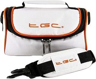 TGC ® draagtas schoudertas compatibel met Pentax K110D SLR camera