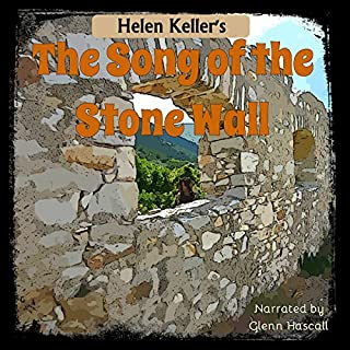 The Song of the Stone Wall audiobook cover art