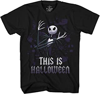 Disney Nightmare Before Christmas Jack This is Halloween T-Shirt