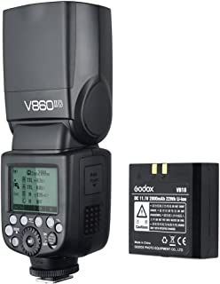 Godox V860II O Kit (Olympus/Panasonic Flaş)