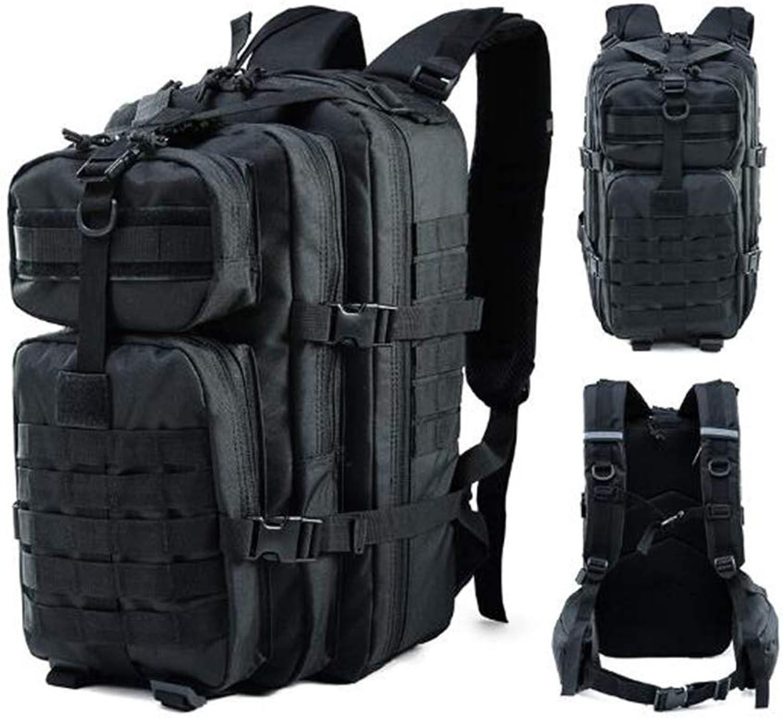 FUSHENG Amazon Army Fan Camouflage Pack - Angriff Taktischer Rucksack - Army Fan Outdoor Bag - Backpacker Backpacker