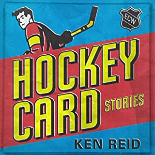 Page de couverture de Hockey Card Stories
