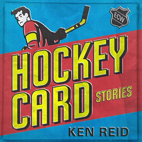 Hockey Card Stories audiobook cover art
