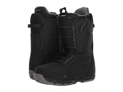 Burton Ruler Snowboard Boot (Black) Men