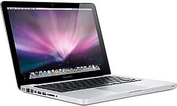 Apple MacBook Pro MD101LL/A w/8GB RAM Intel Core i5-3210M X2 2.5GHz 500GB HD 13.3in MacOSX,Silver (Renewed)