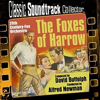 The Foxes of Harrow (Original Soundtrack) [1947]