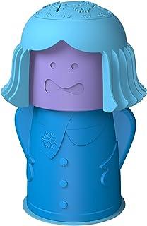 Chilly Mama Absorbeur d'odeurs et désodorisant pour réfrigérateur et congélateur Bleu