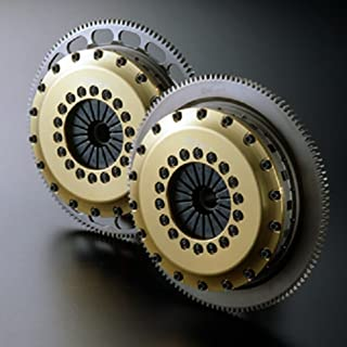 OS Giken TY031-CH5 Clutch (Requires Ty031-Ch50M(Toyota Supra 2Jzgte R Series Triple Plate with Floating Center Hub)
