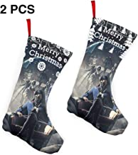 Pu=auts;GS Dishonored - The Corroded Man Personality Christmas Stockings 2 Pcs Set 12