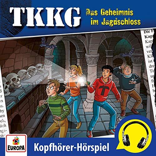 216/Das Geheimnis im Jagdschloss (Kopfhörer-Hörspiel)