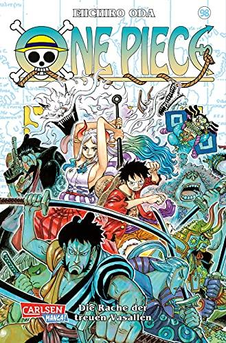 One Piece 98: Piraten, Abenteuer und der größte Schatz der Welt!