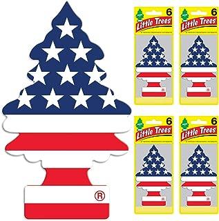 Best american flag tree air freshener Reviews