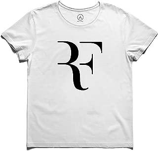ART T-SHIRT-Roger Federer Logo Tişört