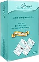 2 Pack - Easy@Home 12 Panel Instant Drug Test Kits - Testing Marijuana (THC),COC, OPI 2000, AMP,BAR,BZO,MDMA,MET/mAMP, MTD, OXY,PCP,PPX-Urine Dip Drug Testing -#EDOAP-1124
