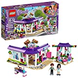 Lego Friends Emmas Künstlercafé 41336 Building Set (378 Teile)