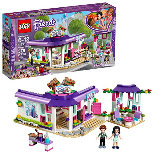 LEGO Friends Emma's Art Café 41336 ...