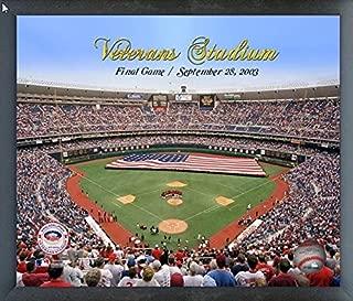 MLB Veterans Stadium Philadelphia Phillies Photo (Size: 17