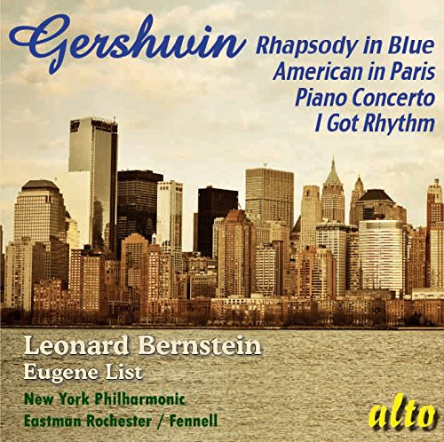 Gershwin: Rhapsody In Blue / American In Paris / Piano Concerto/... [Bonus Tracks Edition]