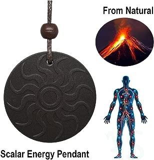 Anti EMF Radiation Protection Pendant, Negative Ions Scalar Energy Pendant,EMF Protection Device Orgone Necklace