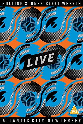 Steel Wheels Live (DVD)