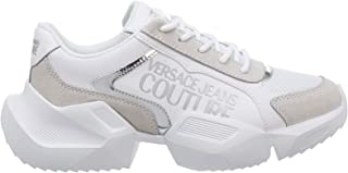 VERSACE JEANS COUTURE Sneakers Uranus Donna Bianco