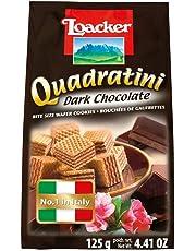 ローカー クワドラディーニ ウエハース ダークチョコレート 125g×3個