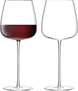 LSA International G1427-22-191 Culture Red Wine Glass, One Size, Clear