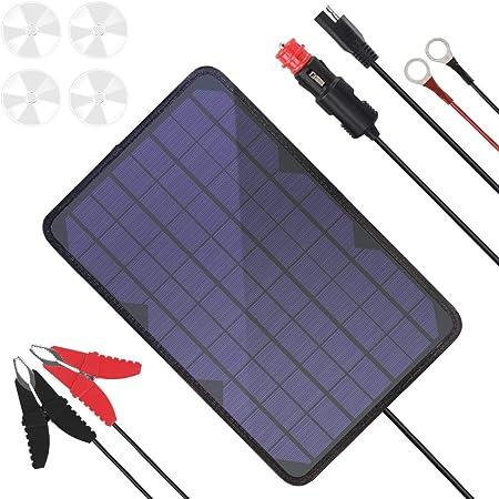Bigblue 10w 18v Tragbares Solarpanel Erhaltungsladegerät Elektronik