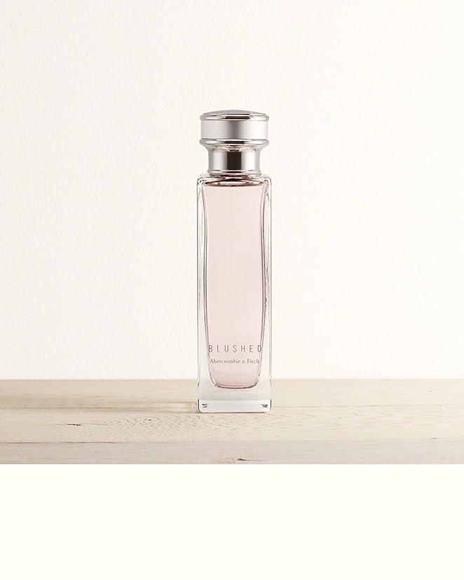 祭り増強する遊具Abercrombie & Fitch Blushed (アバクロンベ フィッチ ブラッシュド) 1.7 oz (50ml) Perfume Spray for Women