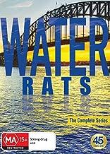 Water Rats Seasons 1-6 | Colin Friels | 45 Discs | NON-USA Format | PAL | Region 4 Import - Australia