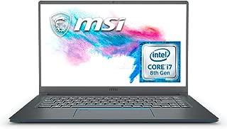 MSIビジネスノート / PS63-8RC-023JP / Core i7-8565U / GeForce GTX 1050 Max-Q デザイン / メモリ8GB / SSD 512GB