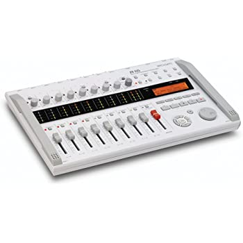 Zoom R16 Multi-Track Tabletop Recorder, Interface, Controller, 8 XLR Combo Inputs, 16 Tracks, USB Audio Interface, Built In Stereo Condenser Microphones, 135 Built-In Effects