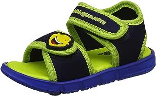 Bubblegummers Girl's Christina Silver Indian Shoes - 9 Kids UK/India (27 EU)(3011371)
