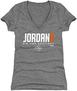 a359e9e6516b 500 LEVEL Deandre Jordan Women s Shirt - New York Basketball Shirt for  Women - Deandre Jordan