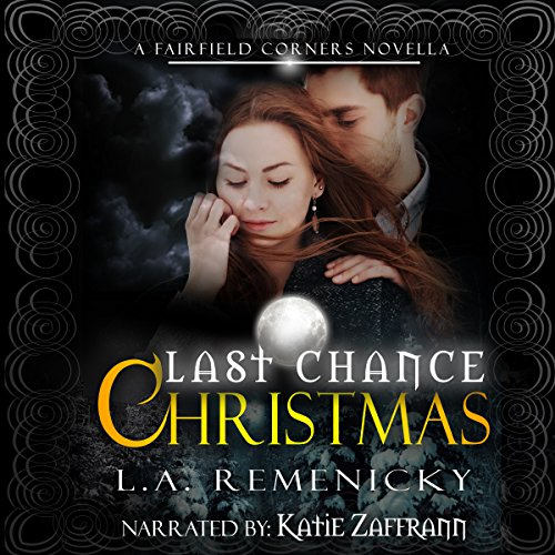Last Chance Christmas audiobook cover art