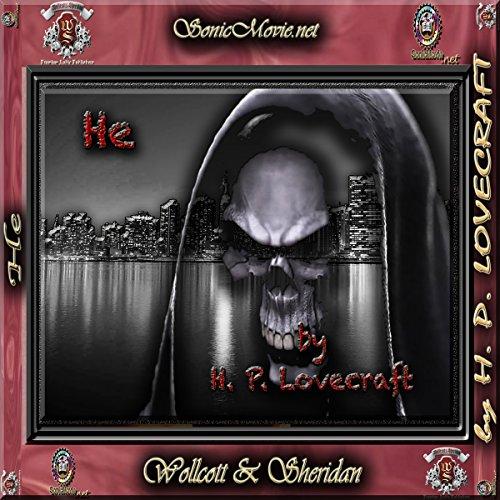 He audiobook cover art