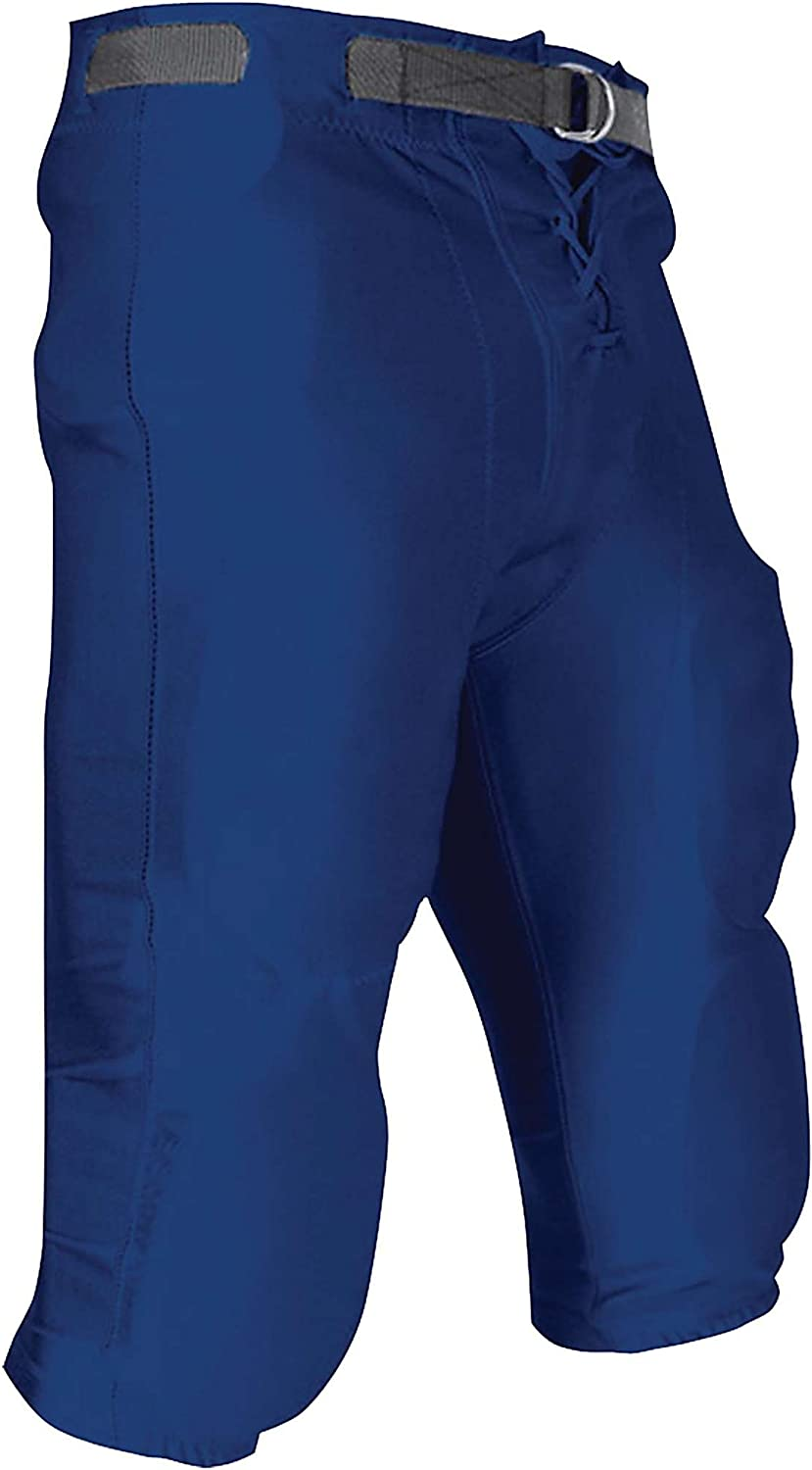 CHAMPRO Stretch Dazzle Youth Slotted Football Pants