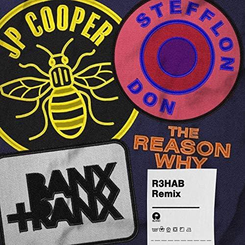 JP Cooper, Stefflon Don & Banx & Ranx