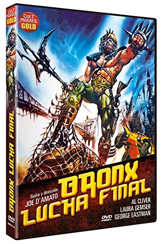 Bronx: Lucha final [DVD]