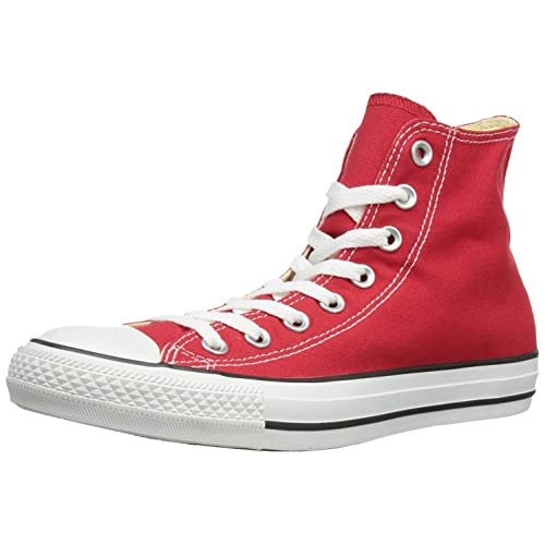 abe2a104cfbf Converse Unisex Chuck Taylor All Star Canvas Hi-Top Trainers