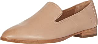 Frye Women's Grace Venetian Oxford Flat, Pale Blush, 8.5 M US