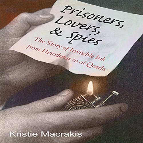 Prisoners, Lovers, and Spies audiobook cover art