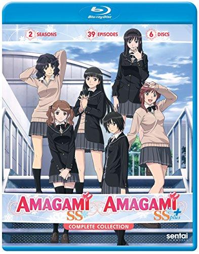 Amagami Ss / Amagami Ss+: Complete Collection [Edizione: Stati Uniti]