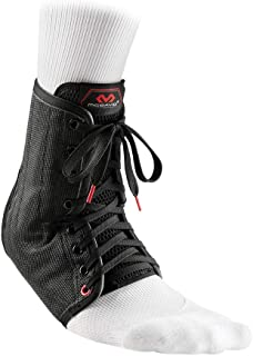 Mcdavid Ankle Brace, Ankle Support, Lace up Ankle Brace, Ankle Support Brace for Ankle Sprains, Volleyball, Basketball, for Men & Women, Sold as Single Unit (1)