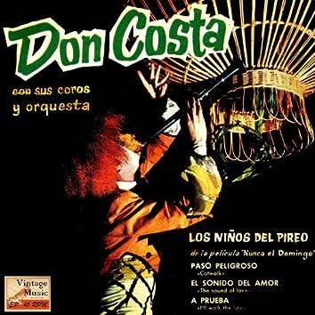 Vintage Dance Orchestras No. 249 - EP: Catwalk